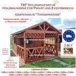 Gartenhaus Werkzeughaus Holzschuppen Bungalow Holzhaus Modell Tangermünde