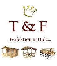Holzhäuser Pavillons Gartenhäuser Markthütten Marktstände - Umsetzung individueller Ideen